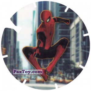 PaxToy.com - 28 Web shot из Doritos: Spider-Man Lejos De Casa (CLASSIC TAZOS)