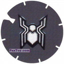 PaxToy 29 Logo Dark Spider Man
