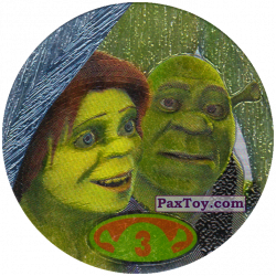 PaxToy 3 Shrek & Fiona