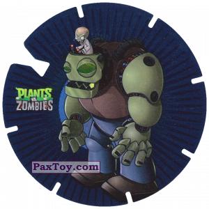 PaxToy.com - 30 Dr. Zomboss and Zombots из Gamesa: Plants Vs. Zombies TAZOS