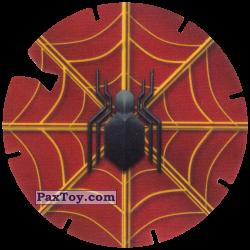 PaxToy 30 Logo Spider Man on Red