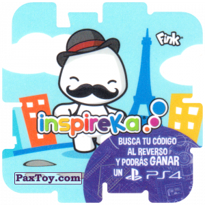 PaxToy.com - 30 Parisian из Inspireka: Registra Códigos Y Gana Un PS4 (Cheetos TAZOS / Q-Bitazos)