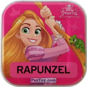 PaxToy.com - 30 Rapunzel из Woolworths: Disney Words