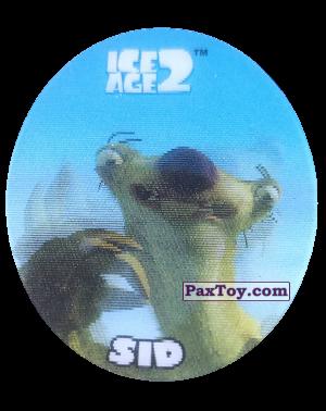 PaxToy 30b Sid