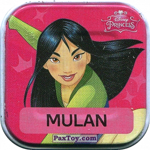 PaxToy.com - 31 Mulan из Woolworths: Disney Words