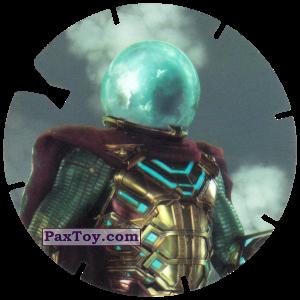 PaxToy.com - 34 Mysterio (MEGA TAZO) из Doritos: Spider-Man Lejos De Casa (MEGA TAZOS)