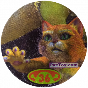 PaxToy.com - 36 Puss in Boots из Cheetos: Shrek 2 (50 штук)