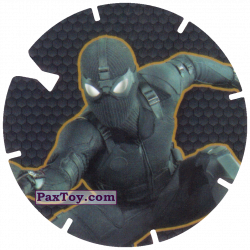 PaxToy 37 New Black Spider Man