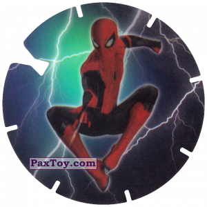 PaxToy.com - 38 Web shot из Doritos: Spider-Man Lejos De Casa (CLASSIC TAZOS)