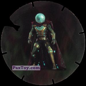 PaxToy.com - 40 Mysterio (MEGA TAZO) из Doritos: Spider-Man Lejos De Casa (MEGA TAZOS)