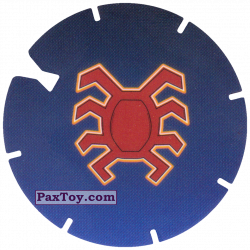 PaxToy 41 Red Logo Spider Man