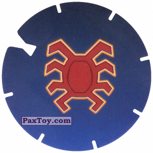PaxToy.com - 41 Red Logo Spider-Man из Doritos: Spider-Man Lejos De Casa (CLASSIC TAZOS)