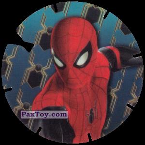 PaxToy.com - 42 Spider-Man из Cheetos: Spider-Man Lejos De Casa (CLASSIC TAZOS)