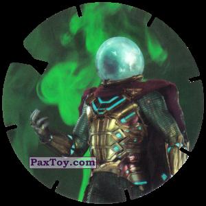 PaxToy.com - 44 Mysterio (MEGA TAZO) из Doritos: Spider-Man Lejos De Casa (MEGA TAZOS)