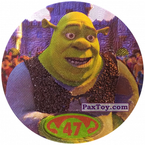 PaxToy.com - 47 Shrek из Cheetos: Shrek 2 (50 штук)