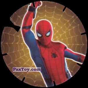 PaxToy.com - 47 Spider-Man (MEGA TAZO) из Doritos: Spider-Man Lejos De Casa (MEGA TAZOS)