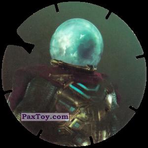 PaxToy.com - 49 Mysterio (MEGA TAZO) из Doritos: Spider-Man Lejos De Casa (MEGA TAZOS)