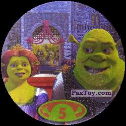 PaxToy 5 Shrek & Fiona