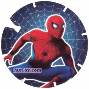 PaxToy.com - 50 Get ready (MEGA TAZO) из Doritos: Spider-Man Lejos De Casa (MEGA TAZOS)