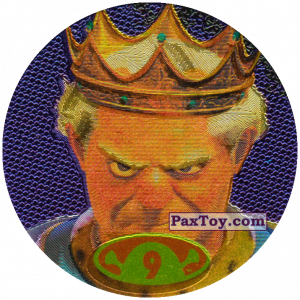 PaxToy.com - 9 King Harold из Cheetos: Shrek 2 (50 штук)