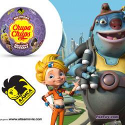 PaxToy Choco Balls   Алиса знает, что делать!   03 Border