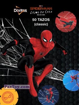 PaxToy Doritos: Spider-Man Lejos De Casa (CLASSIC TAZOS)