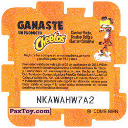 PaxToy Inspireka   2015 Registra Códigos Y Gana Un PS4 (Cheetos TAZOS)   07