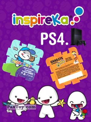 PaxToy Inspireka: Registra Códigos Y Gana Un PS4 (Cheetos TAZOS / Q-Bitazos)
