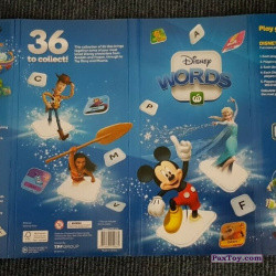 PaxToy Woolworths 2019 Disney Words   10