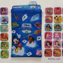 PaxToy Woolworths 2019 Disney Words   21