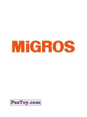 PaxToy migros logo tax
