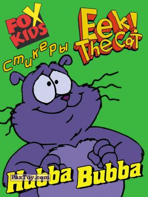 PaxToy Hubba Bubba: Fox Kids - Кот по имени Ийк