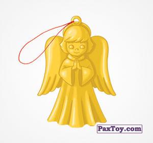 01 Рождественский ангел