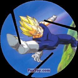 PaxToy 018 Super Saiyan Vegeta   Kick