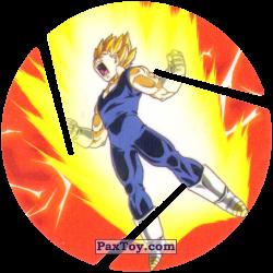 PaxToy 019 Super Saiyan Vegeta