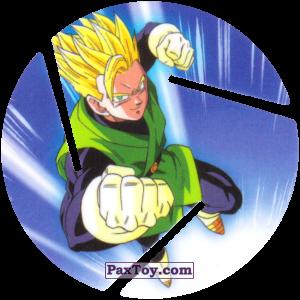 PaxToy.com - 022 Super Saiyan Gohan - Attack из Sabritas: Dragon Ball Z XFERAS Tazos