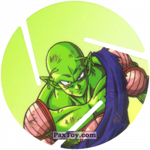PaxToy.com - 028 Piccolo из Sabritas: Dragon Ball Z XFERAS Tazos