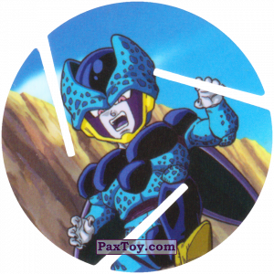 PaxToy.com - 040 Cell Jr. из Cheetos: Dragon Ball Z XFERAS Tazos