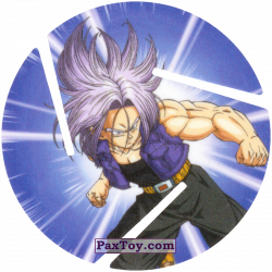 PaxToy 050 Trunks   From the future