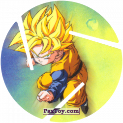 PaxToy 054 Goten   Super Saiyajin