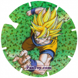 PaxToy 10 30 Goku   Sayayin
