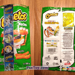 PaxToy Cheetos   2018 Dragon Ball Z XFERAS   Pack