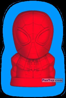 PaxToy.com - 01 Человек-паук из Гиппо: Ластерсы