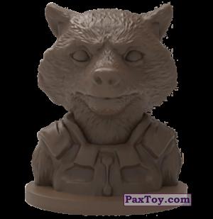 PaxToy.com - 01 Ракета (Штамп + Ластик) из Пятерочка: Стиратели 2