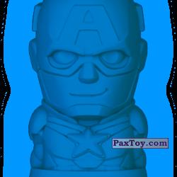 PaxToy 02 Капитан Америка