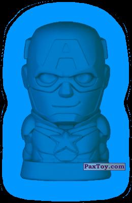 PaxToy.com - 02 Капитан Америка из Гиппо: Ластерсы