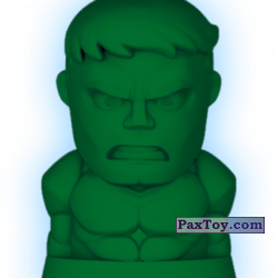 PaxToy 03 Халк