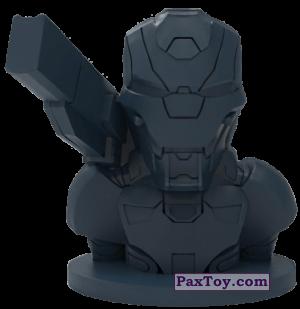 PaxToy.com - 03 Воитель (Штамп + Ластик) из Пятерочка: Стиратели 2