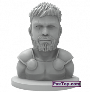 PaxToy.com  Игрушка, Фигурка 04 Тор (Штамп + Ластик) из Пятерочка: Стиратели 2