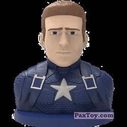 PaxToy 06 Капитан Америка